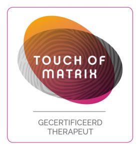 Touch of Matrix logo